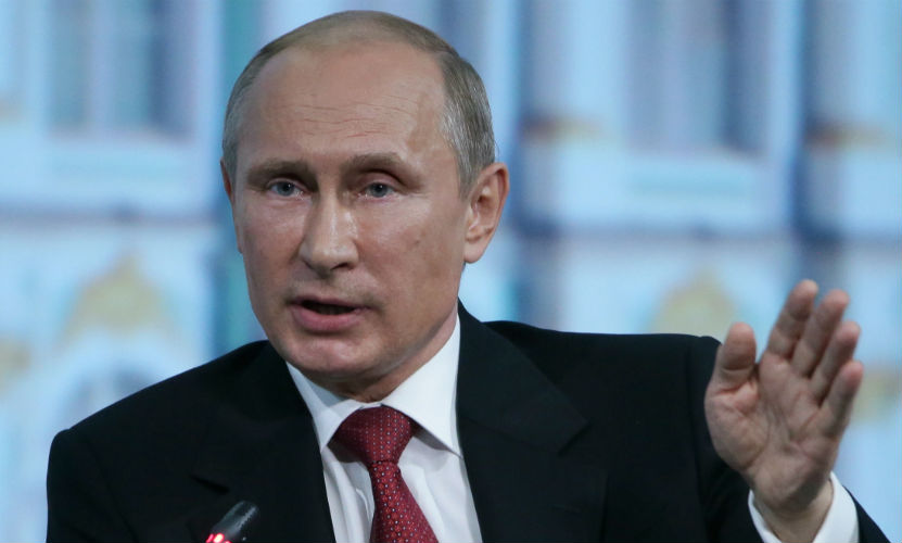 Путин оказался продолжателем дела императоров Петра I и Николая I, - британский историк