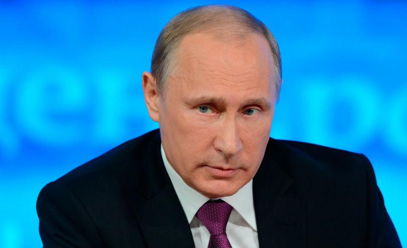 Путин назвал Китай виновником обвала мировых цен на нефть