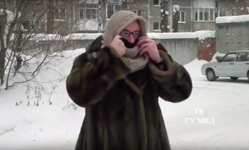 Полицейский переоделся старушкой и обезвредил рецидивиста под Екатеринбургом