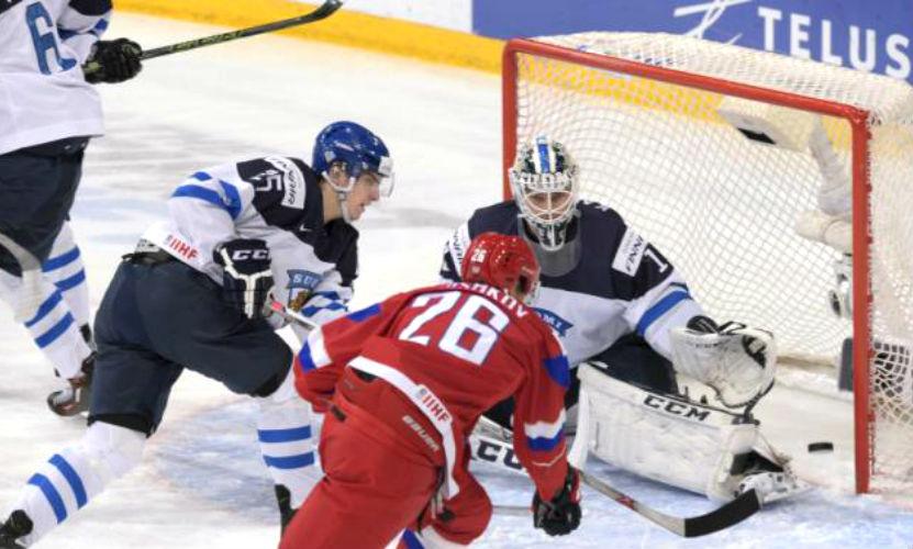 Россия в овертайме позволила Финляндии выиграть чемпионат мира по хоккею