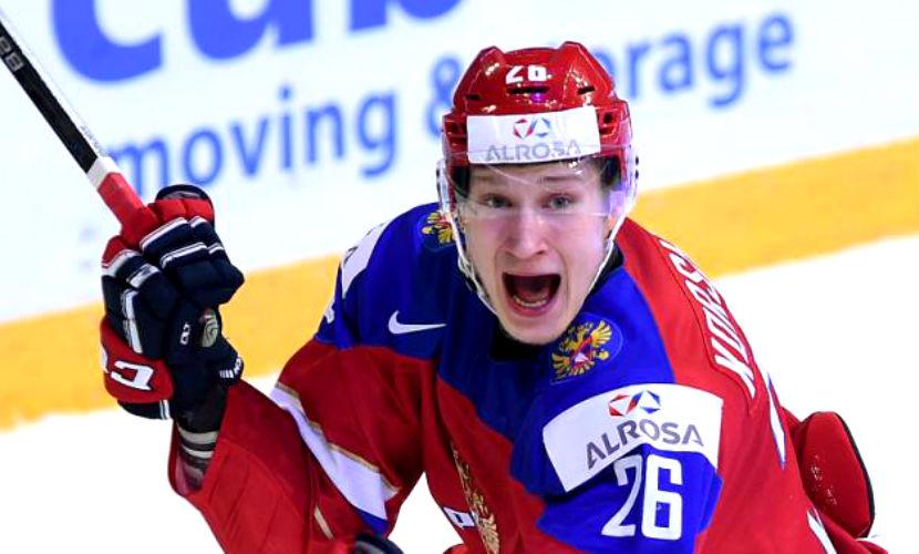 Россия красиво вырвала победу у США и пробилась в финал молодежного чемпионата мира по хоккею