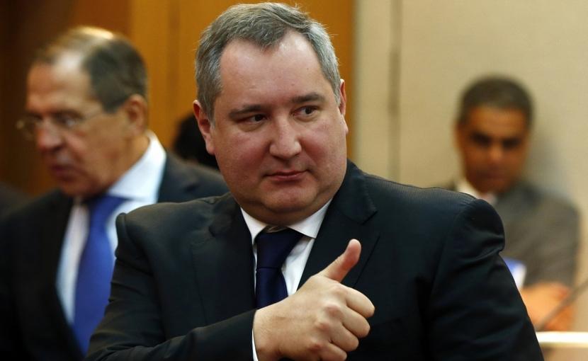 Рогозин назвал болтающимся галстуком язык министра обороны Хорватии