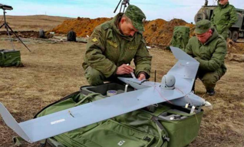 В ВДВ России появятся ударные роты беспилотников