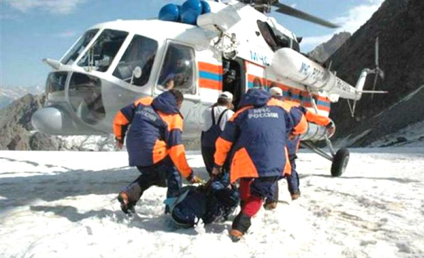 Тела двух лыжников обнаружены в Кабардино-Балкарии