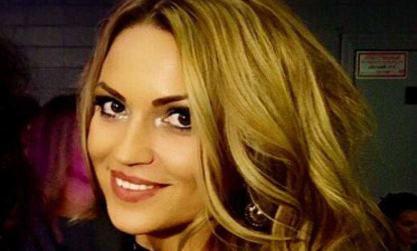 Солистку группы «Блестящие» обвинили в жестоком избиении беременной певицы