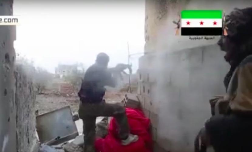 Боевик Сирийской свободной армии