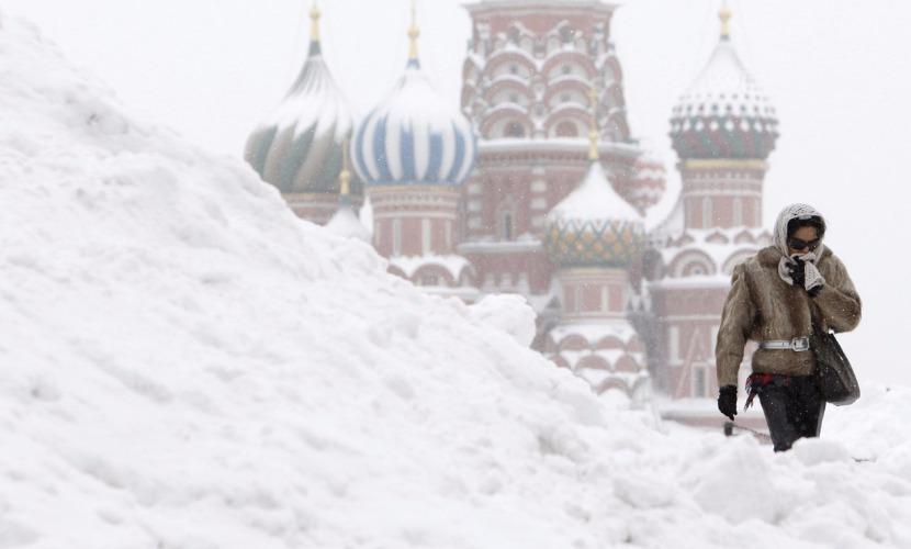 Подходящий с запада циклон за два дня обрушит на Москву тонны снега, - Метеобюро