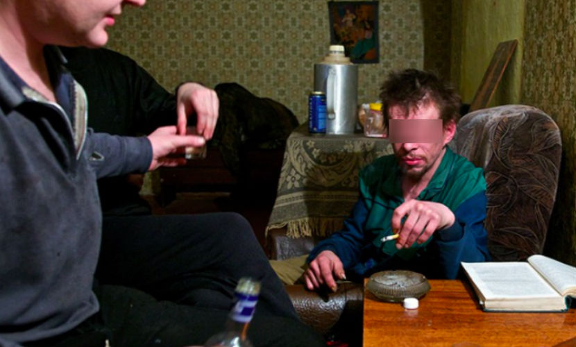27-летний житель Якутии забил кочергой приятеля и отрезал ему голову