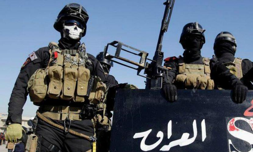 Около 70 заложников освобождены в результате штурма торгового центра в Багдаде