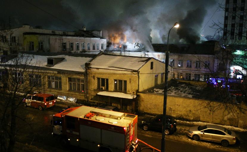 Павел Астахов заявил о гибели троих детей при пожаре в швейном цеху