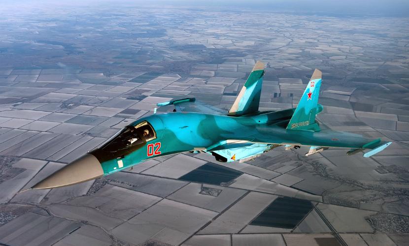 Давутоглу рассказал о подробностях нарушения воздушного пространства Турции Су-34