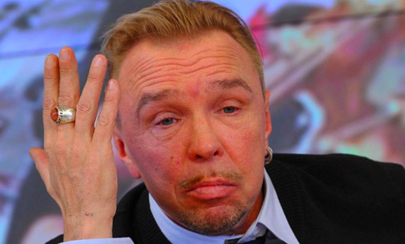 Гарика Сукачева экстренно госпитализировали в реанимацию в Москве