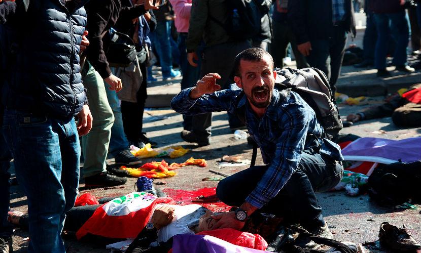 Из-за связи властей Турции с ДАИШ теракты в стране неизбежны, - политолог