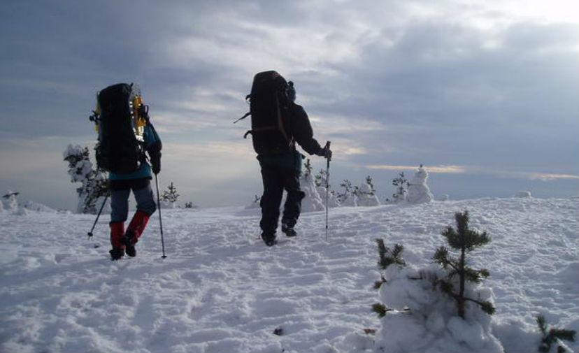 Турист из Москвы погиб в горах в Крыму