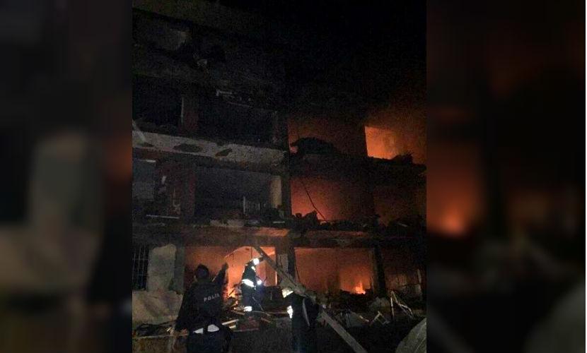 Террористы атаковали полицейский участок в Турции, более 20 человек ранены