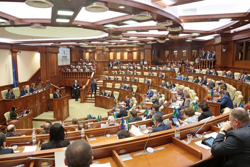 Президента Молдавии призвали начать процедуру роспуска парламента