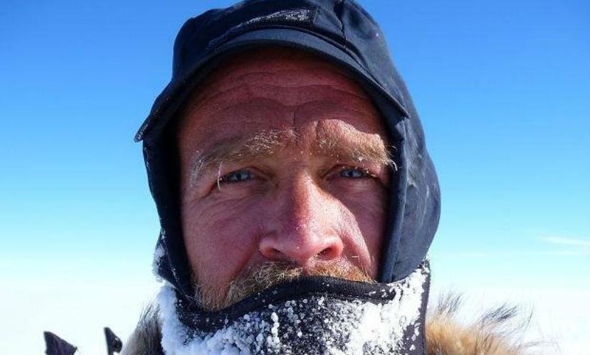 Известный полярник умер от истощения при покорении Антарктиды