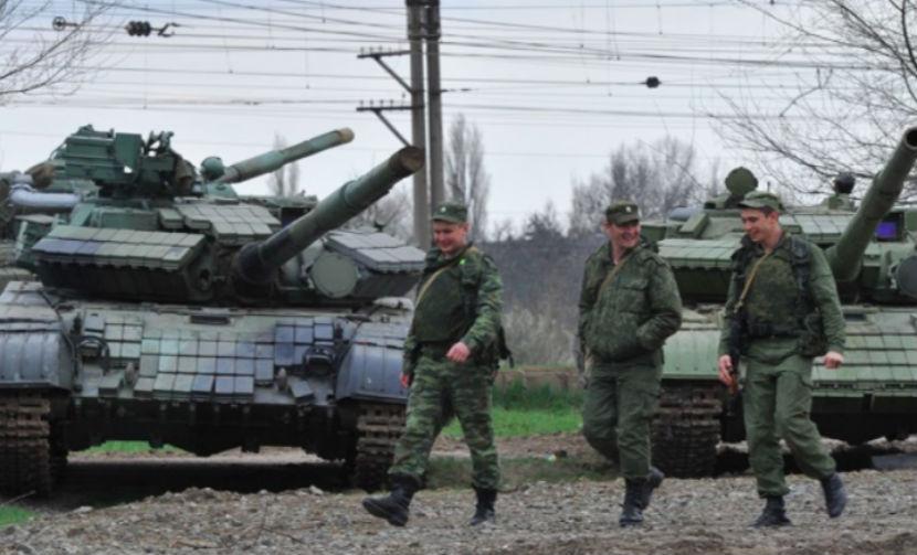 Украина объявила в розыск 8 тысяч военных из Крыма