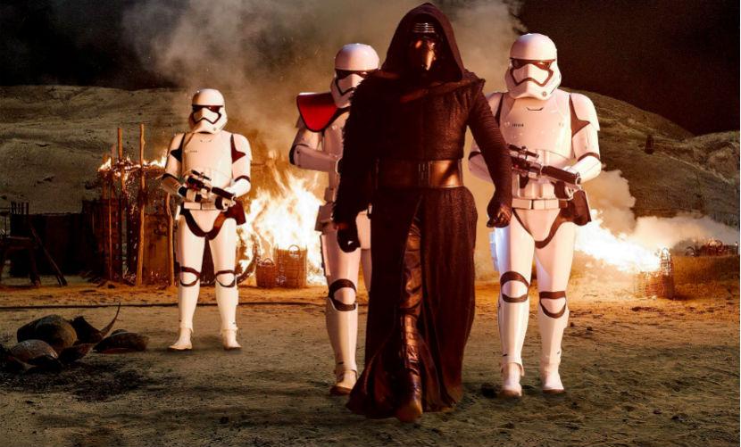 «Звездные войны» стали самым кассовым фильмом в прокате США