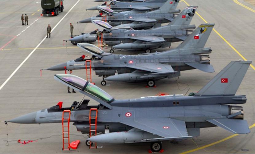 Турецким ВВС поставили задачу: быть