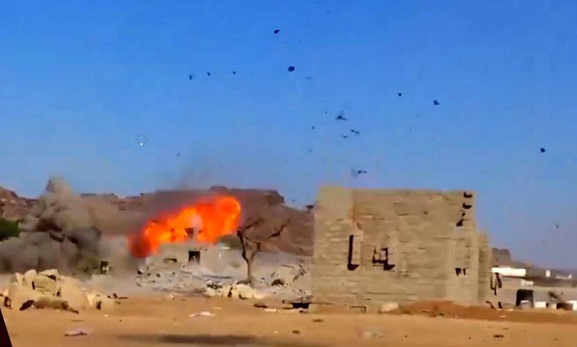 Водитель скорой помощи «Врачей без границ» и еще пять человек погибли при взрыве авиаснаряда в Йемене