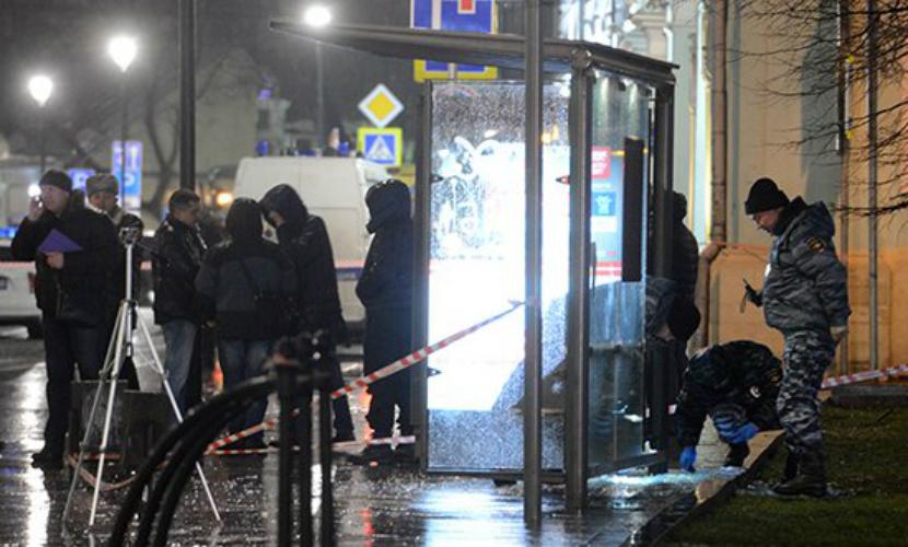 Суд арестовал молодого отца из Москвы за взрыв остановки на Покровке
