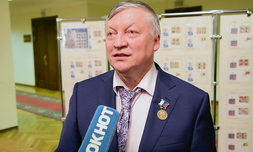 Анатолий Карпов рассказал о перспективе новой шахматной дуэли с Гарри Каспаровым