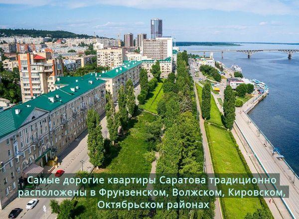 В каком районе Саратова выгодно купить квартиру: прогнозы экспертов