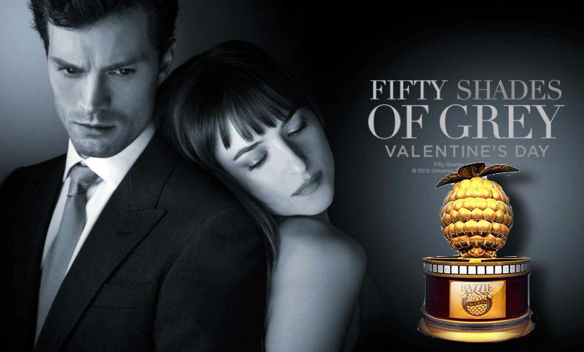 Фильм «50 оттенков серого» стал кандидатом на звание «Кинопровал года»