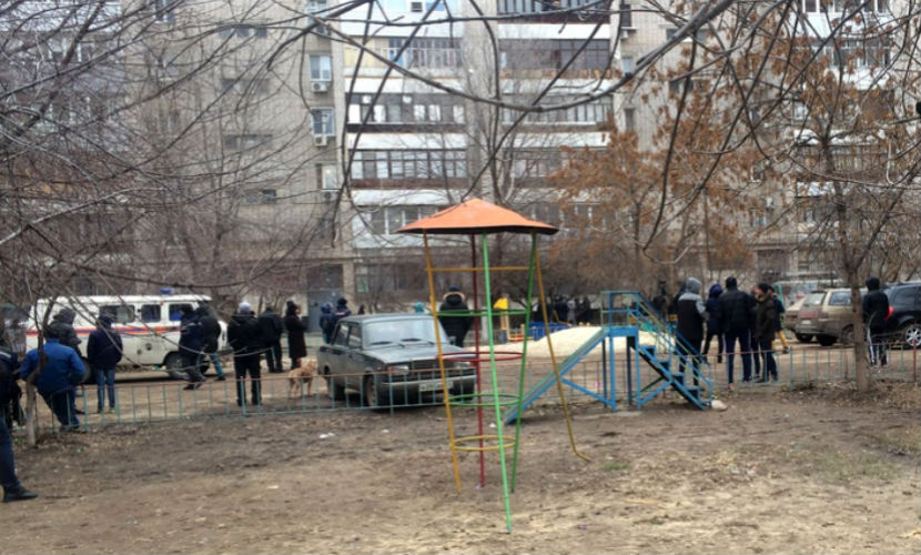 Обвиненный в похищении жены житель Волгограда застрелился в своей квартире