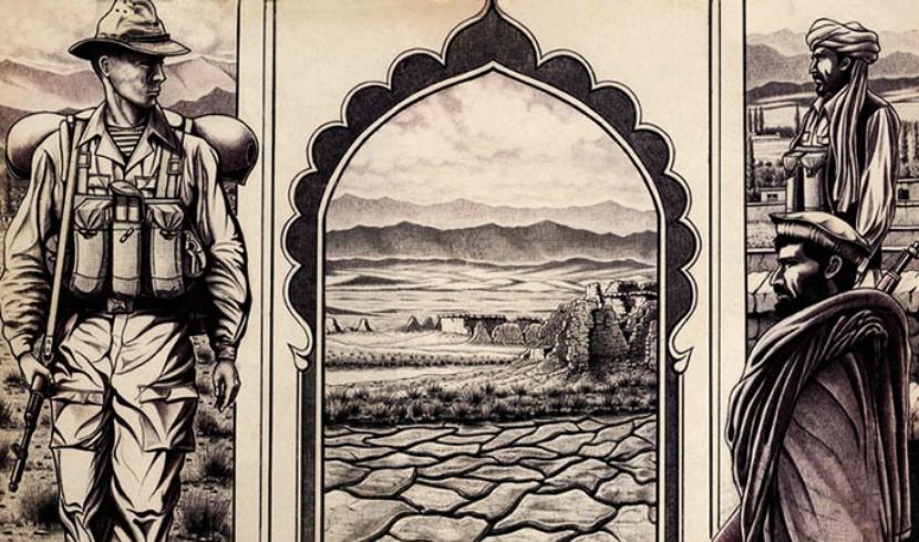 Уникальная выставка открылась к 27-й годовщине вывода войск из Афганистана