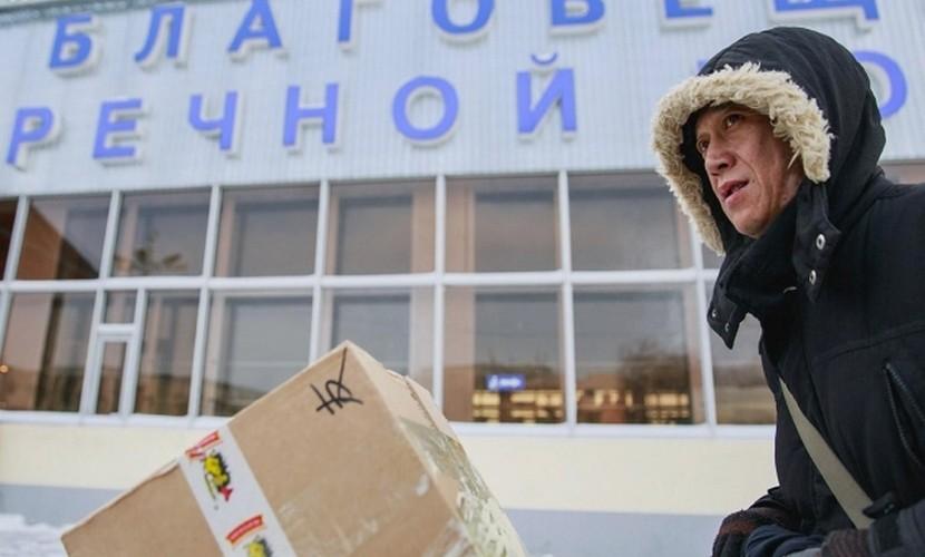 Китаец привез в Россию термос с ядовитым веществом