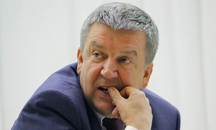 Президент объявил выговор главе Республики Карелия