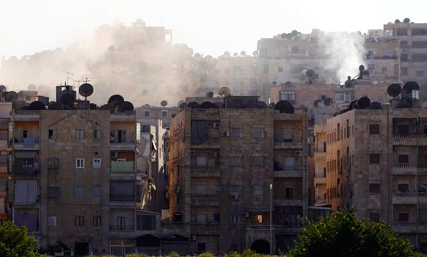 США разбомбили Алеппо и попытались подставить Россию