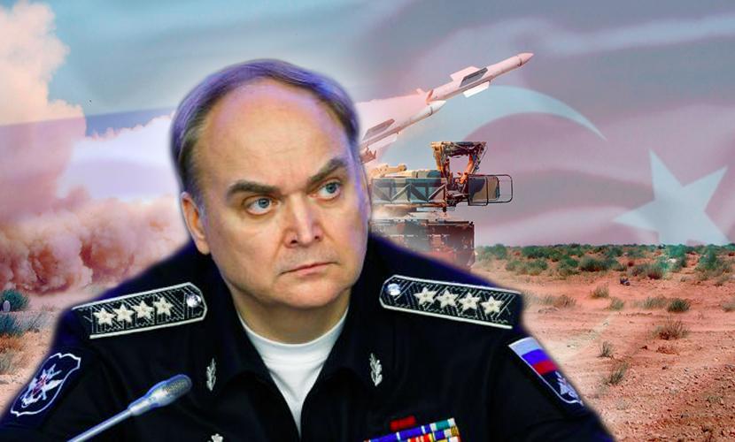 Минобороны РФ пригрозило Турции использовать ПВО в Сирии