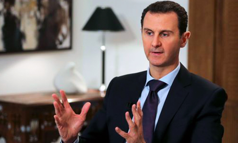 Асад не верит, что боевики сложат оружие после