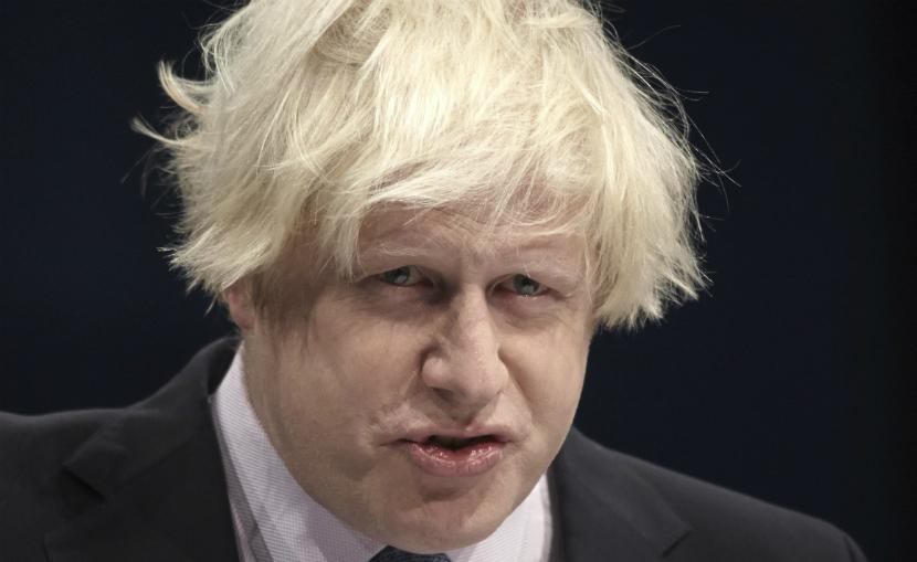 Эпатажный мэр Лондона выступил за отсоединение Великобритании от Евросоюза