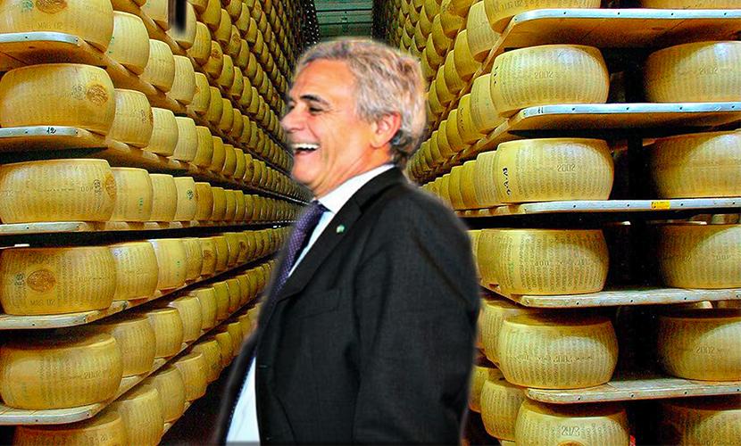 Посла Италии рассмешил вкус российского