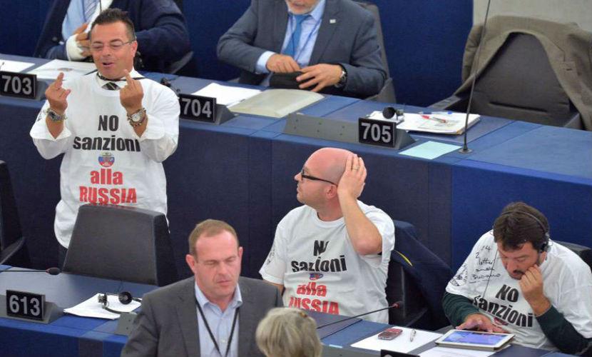 Чиновники Германии начали готовить общественное мнение к отмене санкций против России