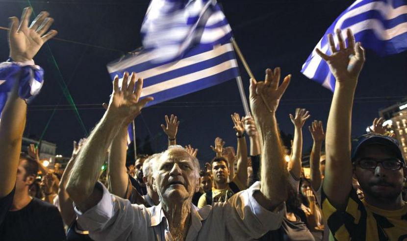 Журналисты Греции объявили забастовку на сутки раньше всеобщей, чтобы не оставить страну без новостей о протестах