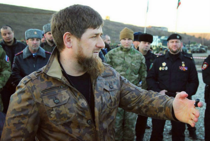 Рамзан Кадыров назвал массовую драку военных  бытовым конфликтом