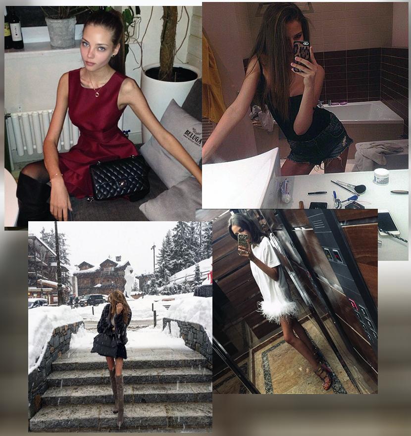 Кафельникову обвинили в анорексии из-за любви