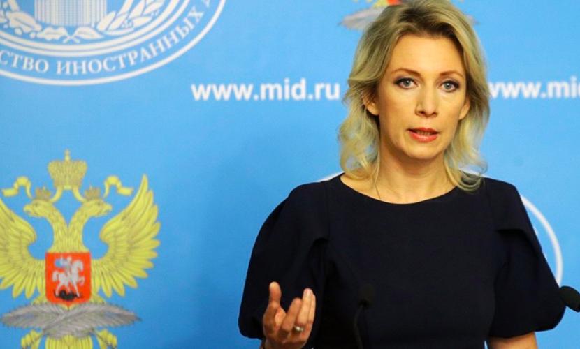Мария Захарова жестко ответила на призыв США к России