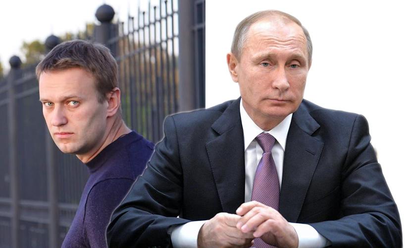 Тверской суд Москвы отказался рассмотреть иск Навального к Путину