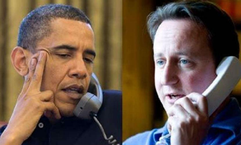 Обама с Кэмероном вынуждены были признать конструктивную роль России в Сирии