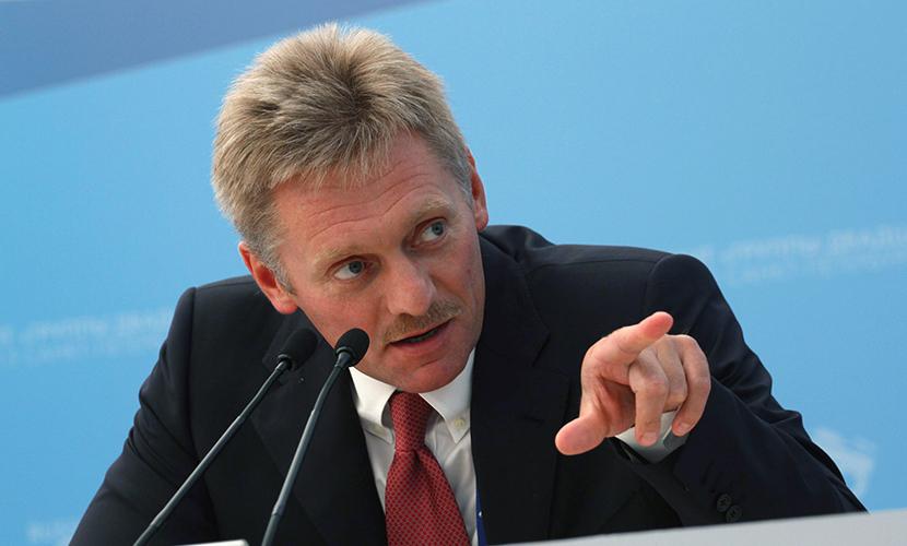 Песков пригрозил украинцам ответными мерами за блокировку российских фур