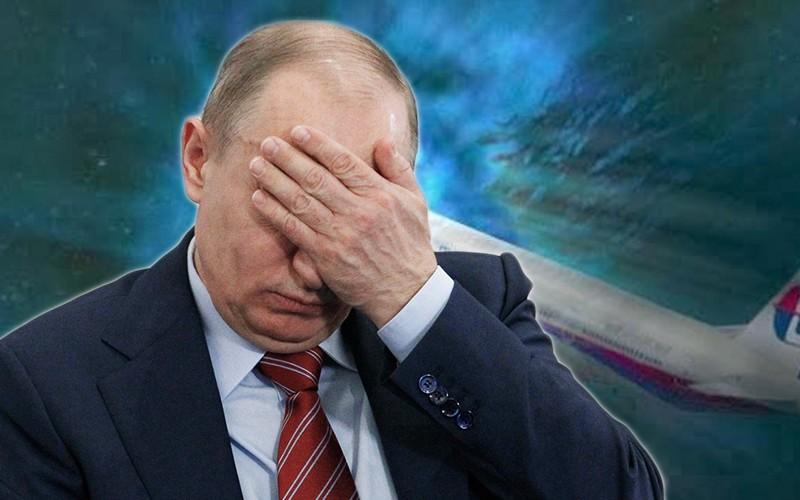 Это Путин виноват: президента РФ обвинили в угоне рейса MH 370
