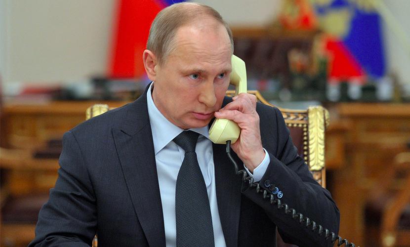 Путин обсудил мир в Сирии с двумя президентами, королем и премьером