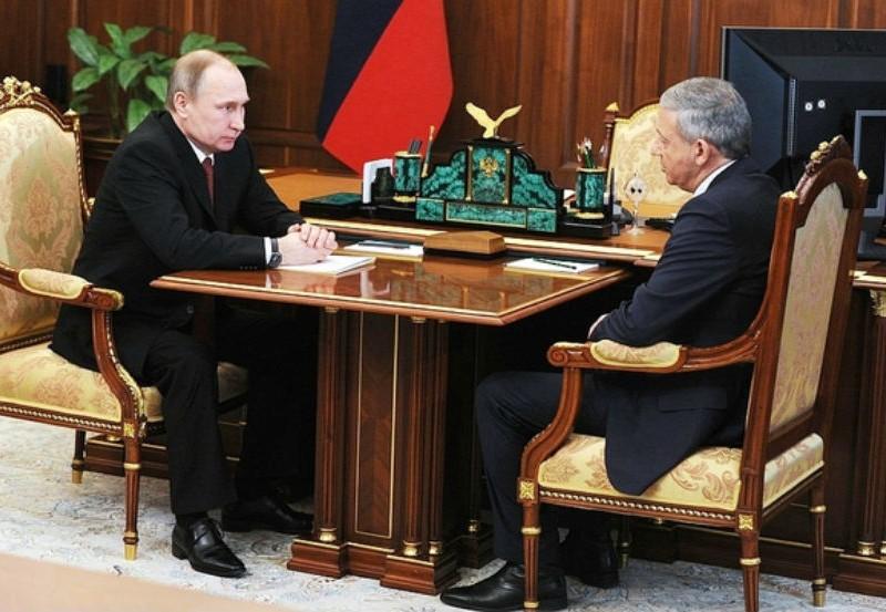 Владимир Путин назначил врио главы Северной Осетии