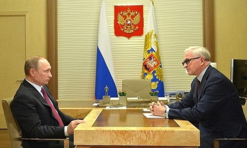 Путин предложил бизнесменам встречаться лицом к лицу с полицейскими и чекистами